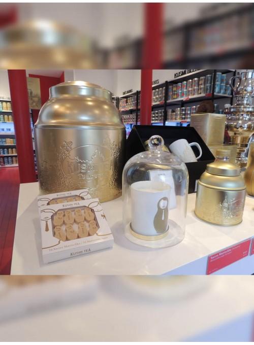 KUSMI TEA - grandes boîtes de thé pour comptoir