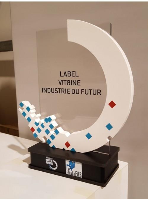 INDUSTRIE DU FUTUR - trophées pour les lauréats