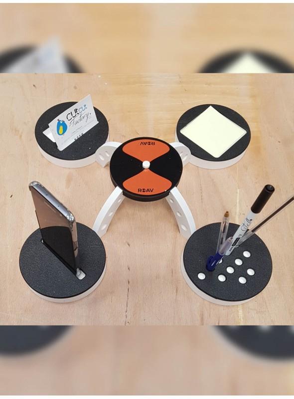 ROAV - vide poche en forme de drone