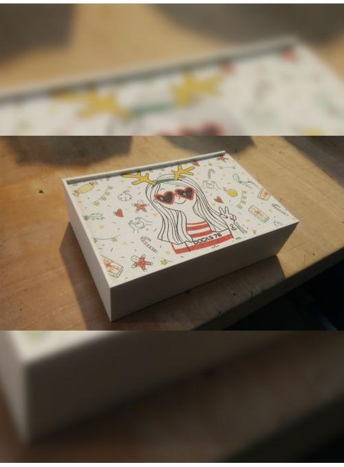 DOCKS 76 - boîte cadeau pour noël