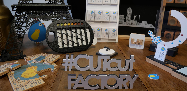Réalisations CUTcut Factory